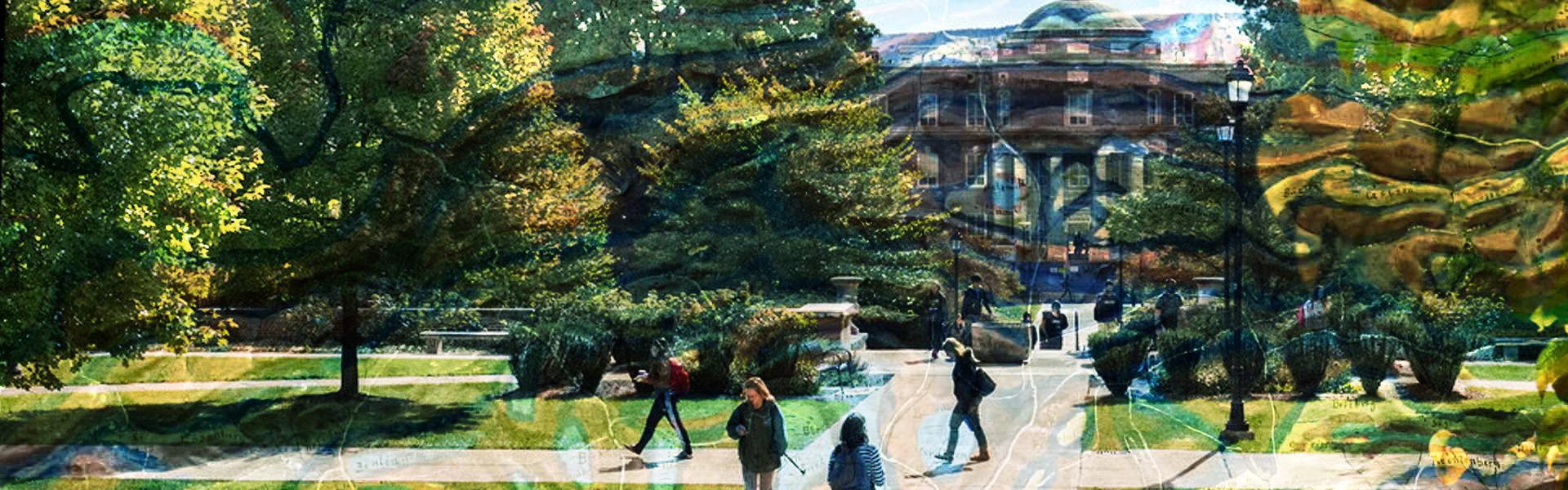 West Halls Campus