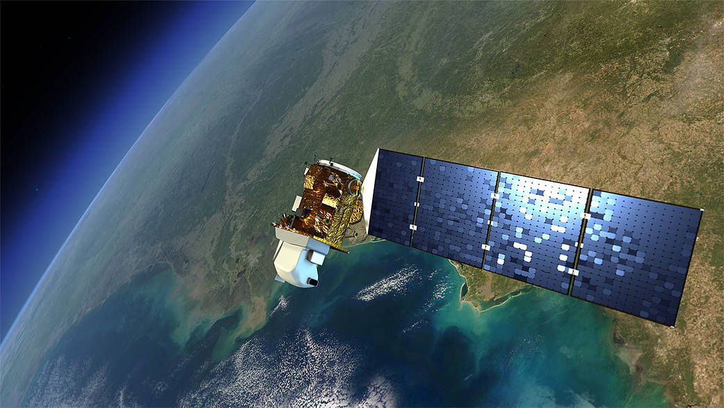 NASA landsat data continuity mission