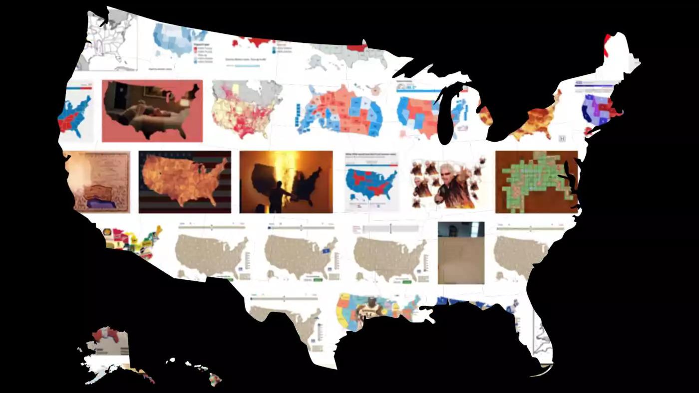 snapshot viral maps Fast Company