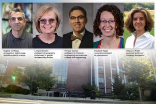 new assoc heads for DEI