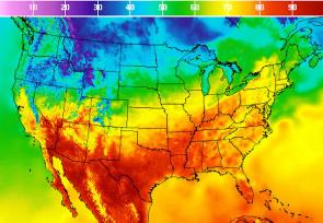 Artificial intelligence may be able to help weather forecasters focus their computational power on areas that experience more co