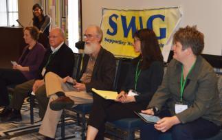 Alan MacEachren at SWIG Panel AAG 2016