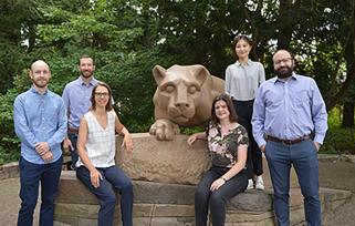 six new faculty members at the Lion Shrine