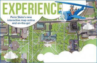 online map