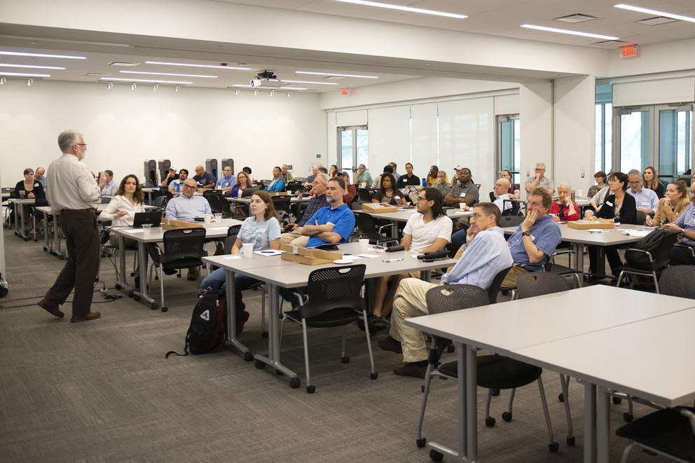 Food-Energy-Water faculty meeting