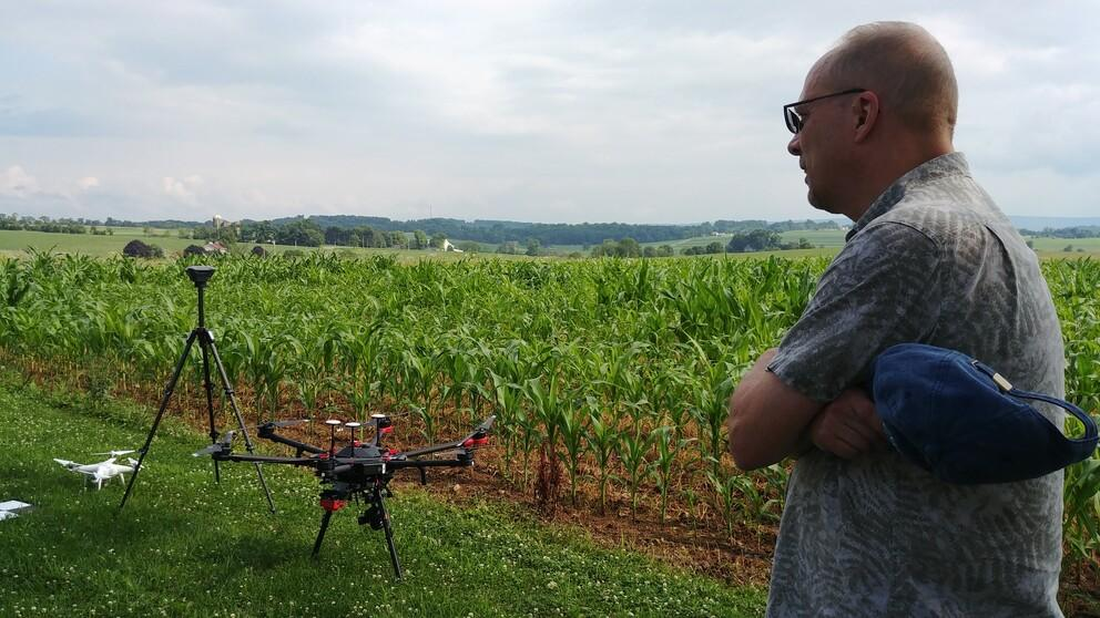 Douglas Miller and UAVs
