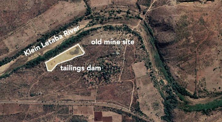Klein Letaba Tailings Dam
