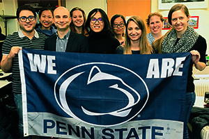 Geo-Informatics Graduate Students