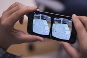 Virtual Reality Handheld